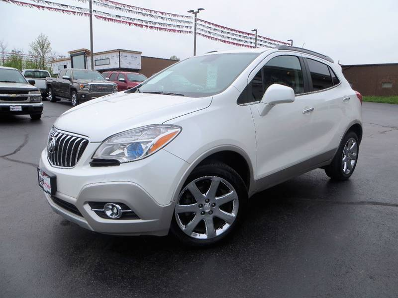 2013 Buick Encore for sale at B & M Auto Sales Inc. in Oak Forest IL