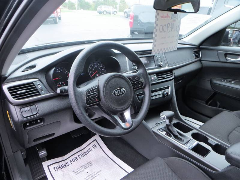 2016 Kia Optima for sale at B & M Auto Sales Inc. in Oak Forest IL