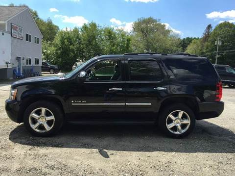 2009 Chevrolet Tahoe for sale at Perrys Auto Sales & SVC in Northbridge MA