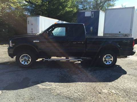 2005 Ford F-250 Super Duty for sale at Perrys Auto Sales & SVC in Northbridge MA
