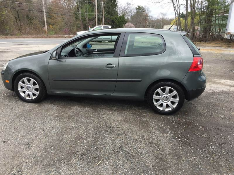 2008 Volkswagen Rabbit for sale at Perrys Auto Sales & SVC in Northbridge MA