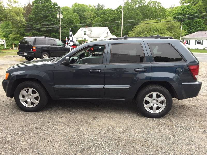2008 Jeep Grand Cherokee for sale at Perrys Auto Sales & SVC in Northbridge MA