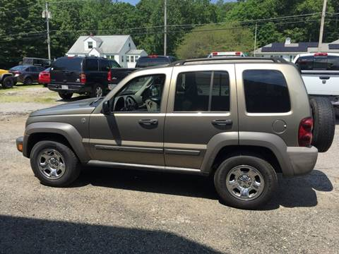 2007 Jeep Liberty for sale in Northbridge, MA