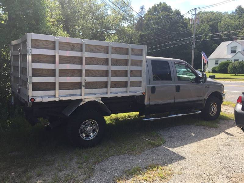 2003 Ford F-350 Super Duty for sale at Perrys Auto Sales & SVC in Northbridge MA