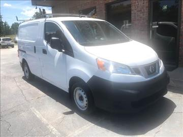 2015 Nissan NV200 for sale in Gainesville, GA