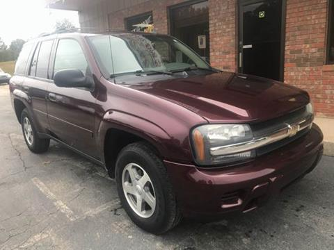 2006 Chevrolet TrailBlazer for sale in Gainesville, GA