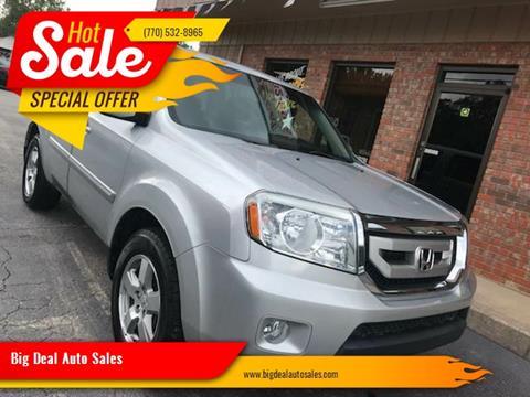 2011 Honda Pilot for sale in Gainesville, GA