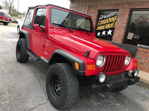 2000 Jeep Wrangler for sale in Gainesville, GA