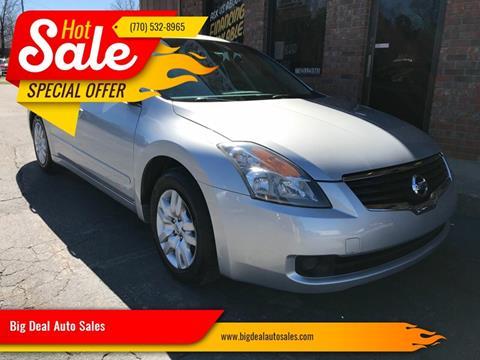 Big Deal Auto >> Big Deal Auto Sales Gainesville Ga