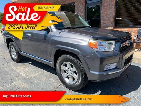 Big Deal Auto >> Big Deal Auto Sales Used Cars Gainesville Ga Dealer