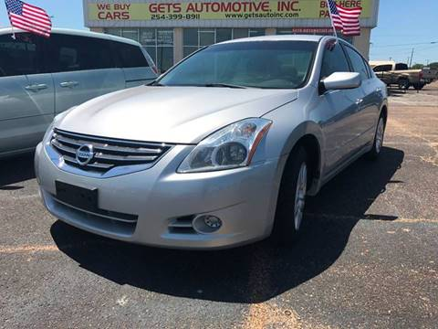 2012 Nissan Altima for sale in Waco TX