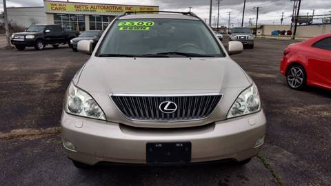 2007 Lexus RX 350 for sale in Waco TX