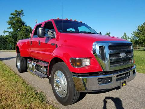 2008 Ford F-650 Super Duty for sale in Raleigh, NC