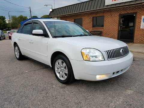 2006 Mercury Montego for sale in Raleigh, NC