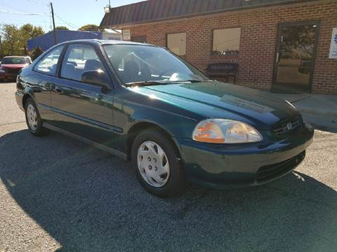 1997 Honda Civic for sale in Raleigh, NC