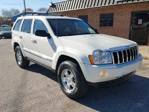 used 2005 jeep grand cherokee for sale in north carolina. Black Bedroom Furniture Sets. Home Design Ideas