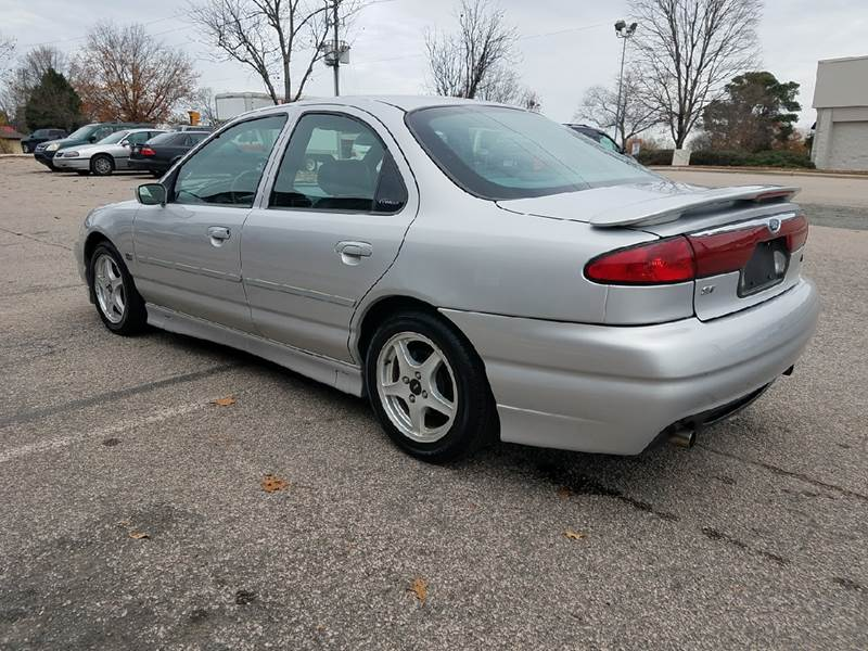 2000 Ford Contour Svt 4dr Sedan In Raleigh NC