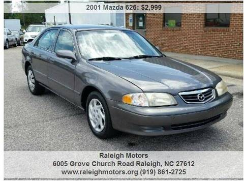 2001 Mazda 626 for sale in Raleigh, NC