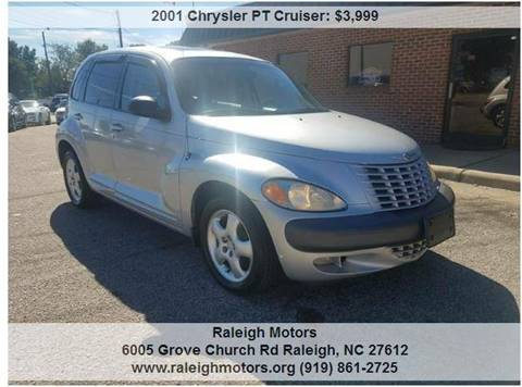 2001 Chrysler PT Cruiser for sale at Raleigh Motors in Raleigh NC