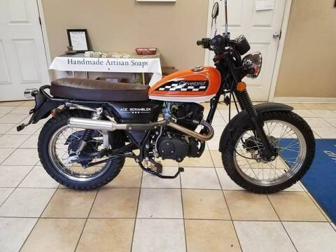 2016 Cleveland CycleWerks Ace Standard for sale at Raleigh Motors in Raleigh NC