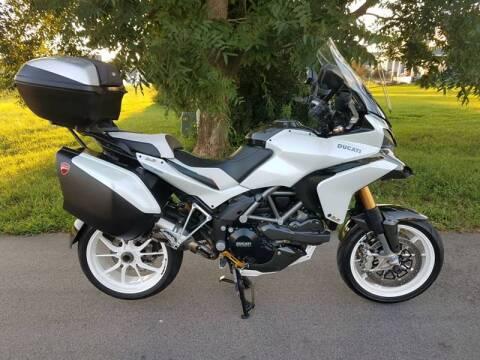 2012 Ducati Multistrada for sale at Raleigh Motors in Raleigh NC