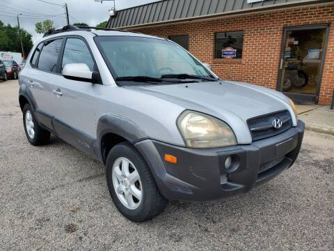 2005 Hyundai Tucson for sale at Raleigh Motors in Raleigh NC