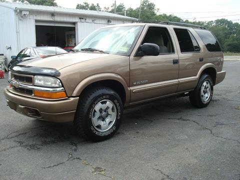 2004 Chevrolet Blazer for sale in Keyport, NJ