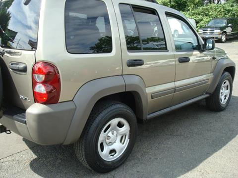 2007 Jeep Liberty for sale in Keyport, NJ