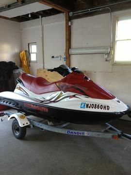 2009 Sea-Doo GTI-130