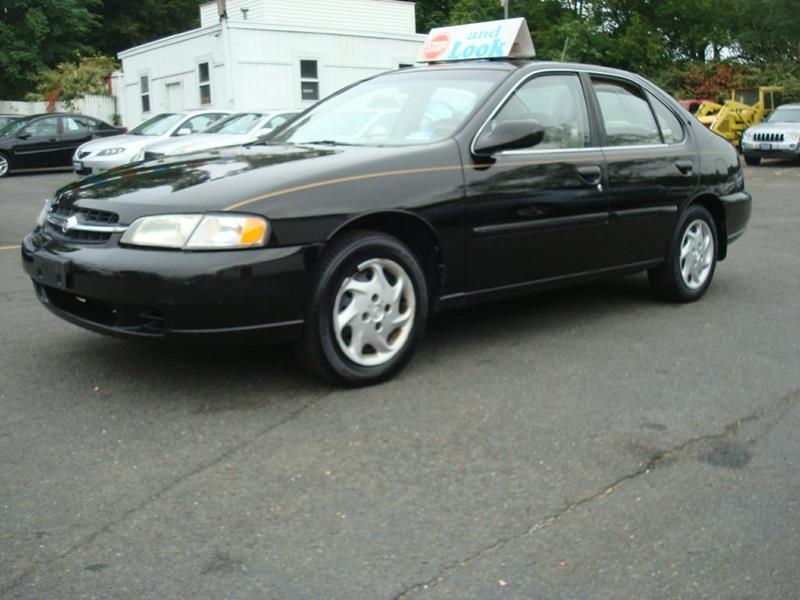 1999 nissan altima xe 4dr sedan in keyport nj - certified auto