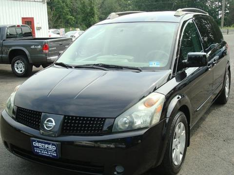 2005 Nissan Quest for sale in Keyport, NJ