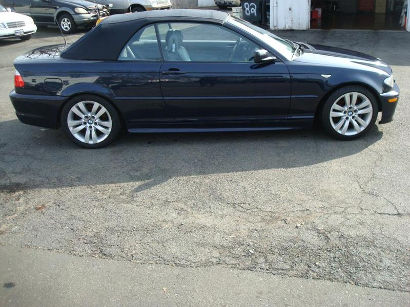 Bmw Series Ci Dr Convertible In Keyport NJ Certified - Bmw 2005 convertible