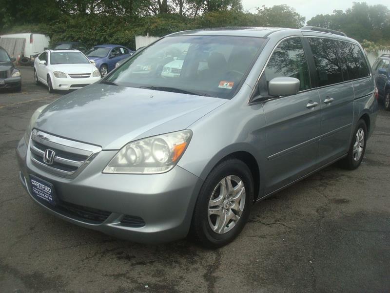 2006 Honda Odyssey EX L 4dr Mini Van   Keyport NJ
