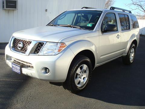 2012 Nissan Pathfinder For Sale >> 2012 Nissan Pathfinder For Sale In Keyport Nj