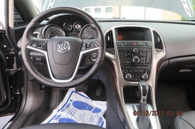 2016 Buick Verano Leather Group 4dr Sedan - Willowick OH