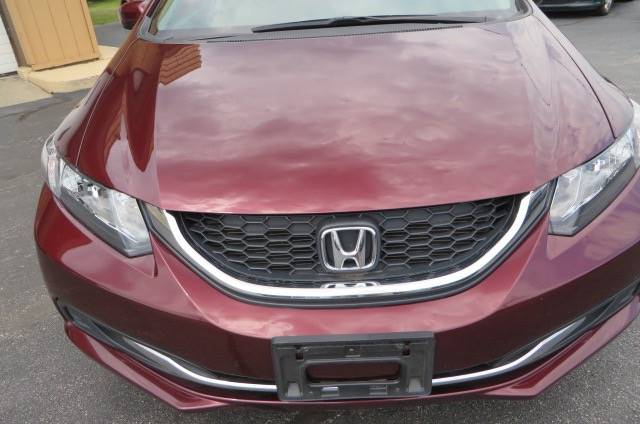 2015 Honda Civic LX 4dr Sedan CVT - Willowick OH