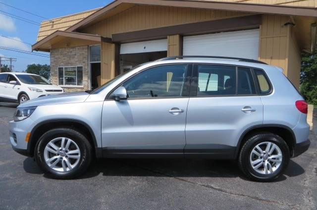 2015 Volkswagen Tiguan S 4dr SUV - Willowick OH