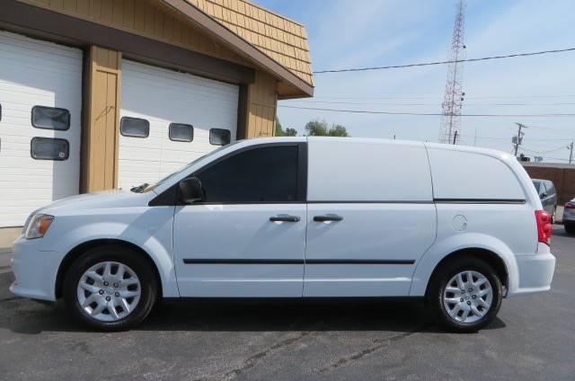 2014 RAM C/V Tradesman 4dr Cargo Mini-Van - Willowick OH