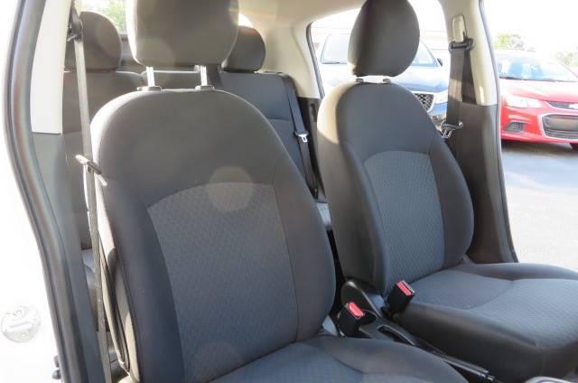 2017 Mitsubishi Mirage ES 4dr Hatchback CVT - Willowick OH