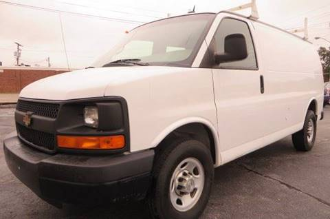 2013 Chevrolet Express Cargo for sale in Willowick, OH
