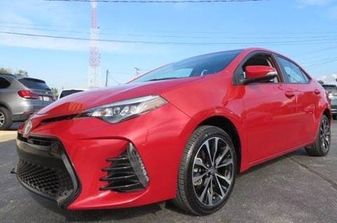 2017 Toyota Corolla for sale in Willowick, OH