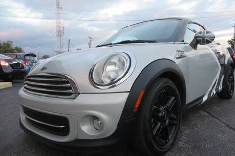 2012 MINI Cooper Coupe for sale in Willowick, OH