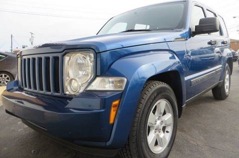 2009 Jeep Liberty for sale in Willowick, OH