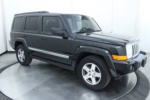 2010 Jeep Commander for sale in Willowick, OH