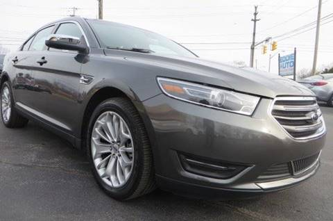 2019 Ford Taurus for sale in Willowick, OH