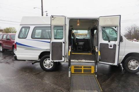 2012 Ford E-Series Cargo for sale in Willowick, OH