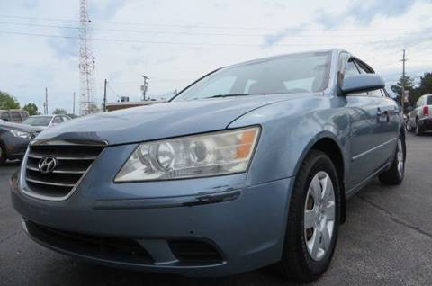2009 Hyundai Sonata for sale in Willowick, OH