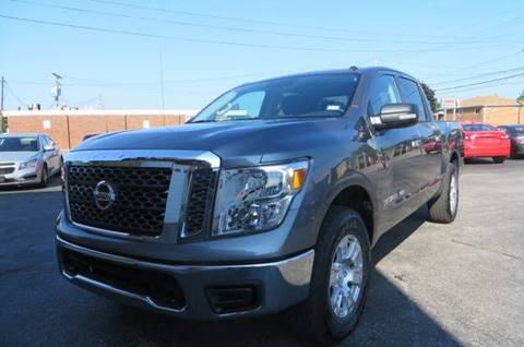 2018 Nissan Titan for sale in Willowick, OH