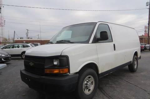 2013 Chevrolet Express Cargo for sale at Eddie Auto Brokers in Willowick OH