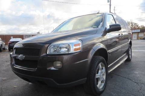 2008 Chevrolet Uplander for sale in Willowick, OH